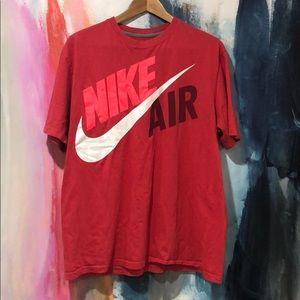 Nike Air T-shirt.